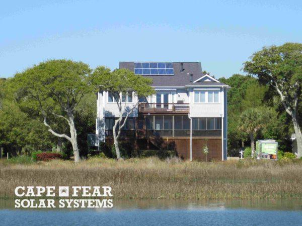 SunPower Solar Panel Installation - Cape Fear Solar Systems Wilmington, NC