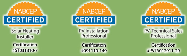 NABCEP Certifications