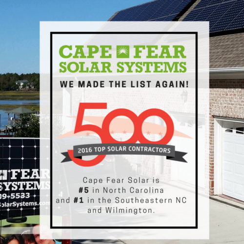 cape-fear-solar-recognized-nationally-as-a-leading-solar-company-in-nc