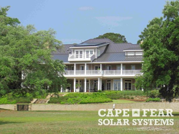 SunPower Solar Panel Installation Southport, NC - Cape Fear Solar Systems