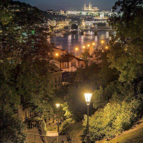 Prague Trip with Cape Fear Solar