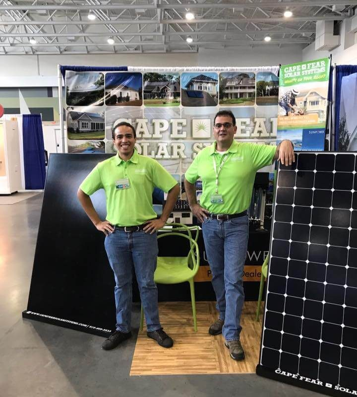 Solar at the Wima Expo 2017