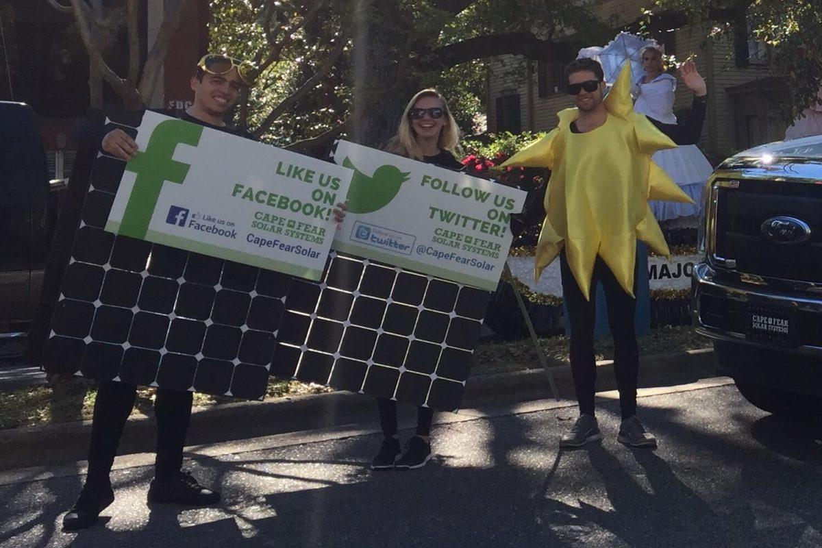 Cape Fear Solar Costumes