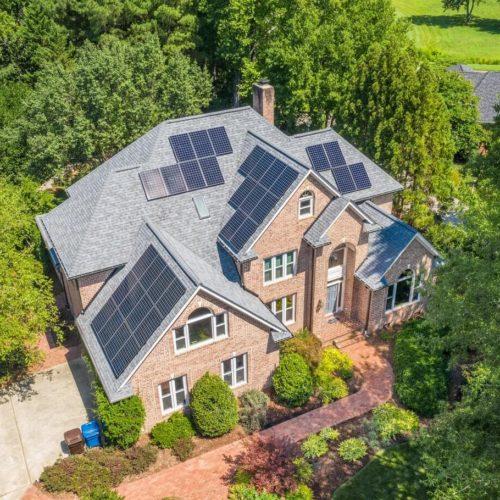 Best Solar Company Raleigh NC