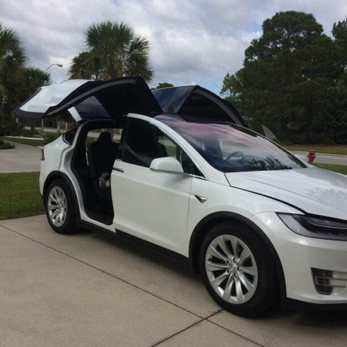 Tesla Model X | Wilmington NC