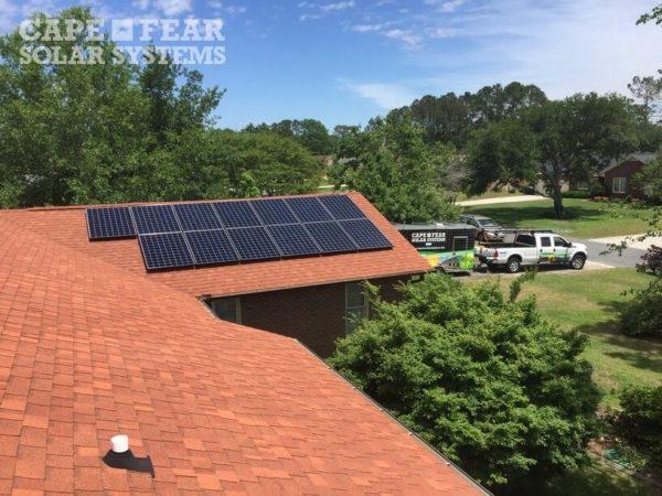 CFSS SunPower Installation