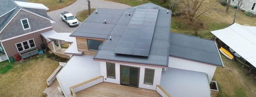 Konrady & Sons Construction Solar Home