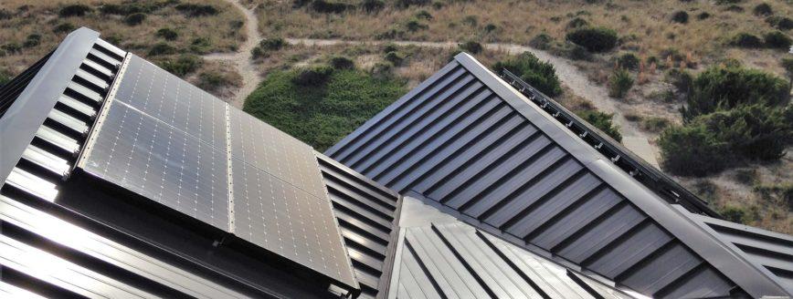 Coastal Solar Home