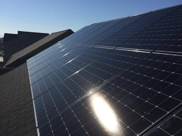 SunPower Panel Cape Fear Solar Systems Installation