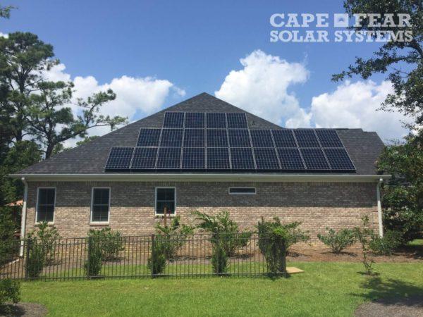 SunPower Solar Panel Installation | Cape Fear Solar Systems Wilmington, NC