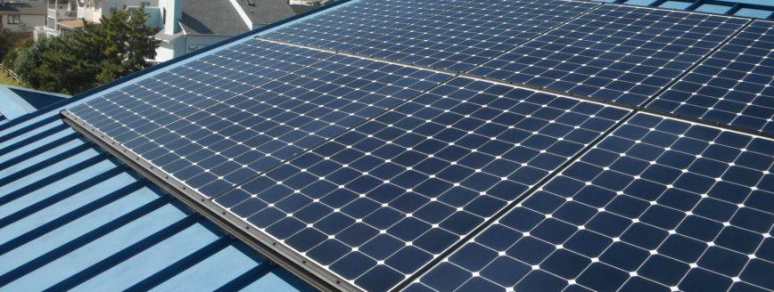 St. James NC Solar Home