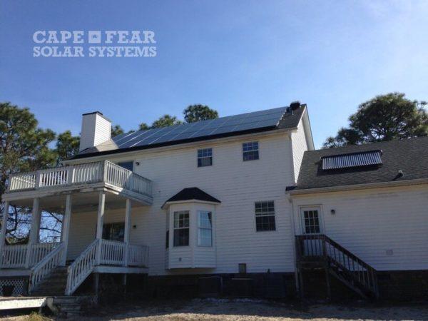 Baumunk Solar System Wilmington NC