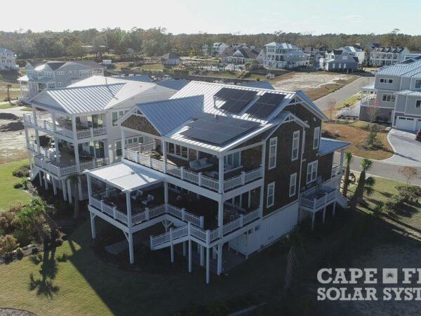 Residential Solar Installation Wilmington, NC | Cape Fear Solar Systems