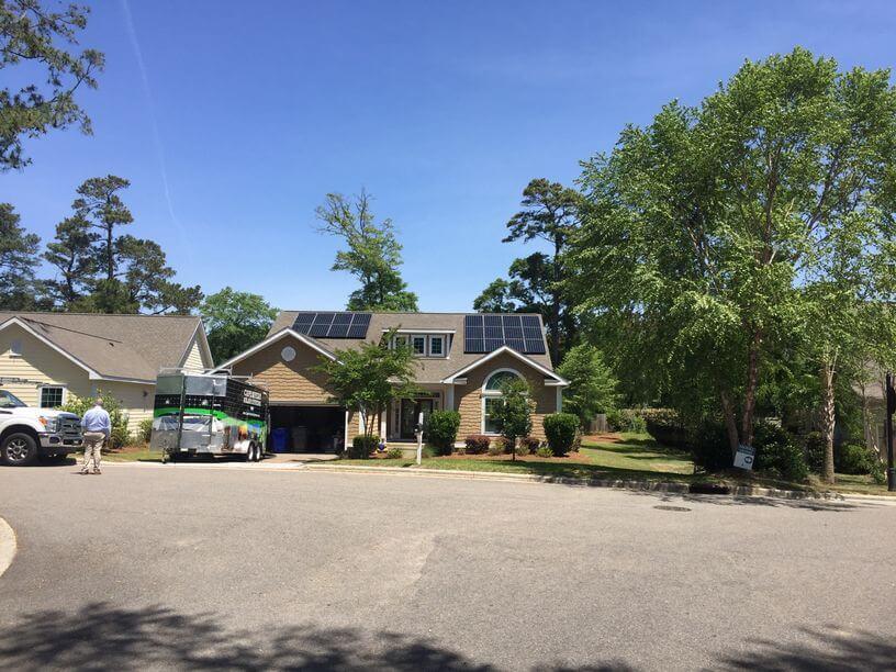 TidalWalk Solar Home