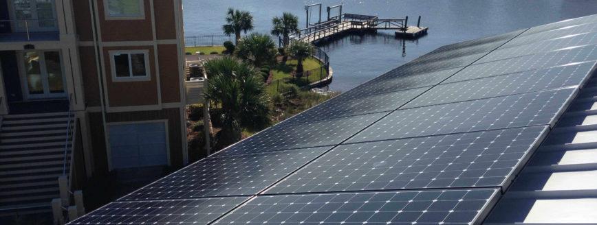 Best Solar Panels NC