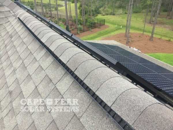 Clean Solar Installation St. James NC