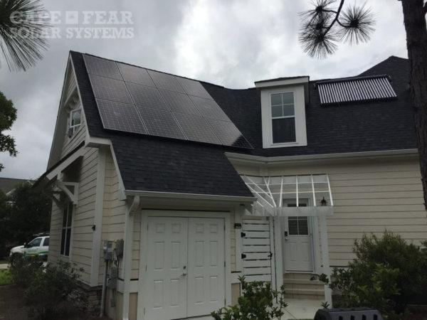 SunPower Solar Panel Installation | St. James, NC Cape Fear Solar Systems