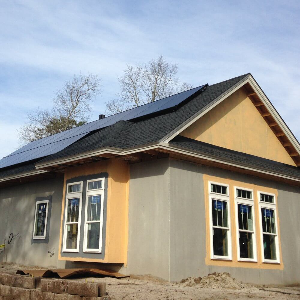 Cape Fear Solar Systems | Wilmington, NC | New Construction
