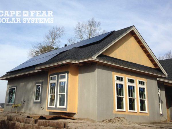 SunPower Solar Panel Installation Supply, NC - Cape Fear Solar Systems Wilmington, NC