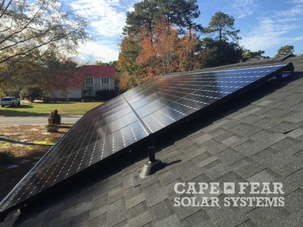 Cape Fear Solar Systems | Solar Electric Panels | Wilmington, NC