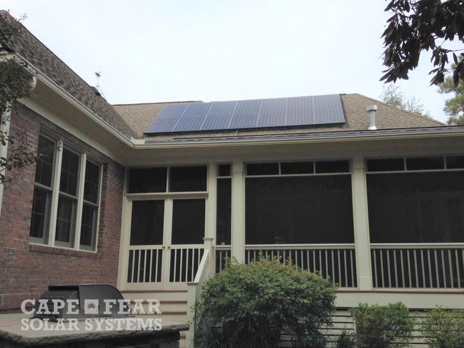Cape Fear Solar Systems | Southport, NC | Solar Home