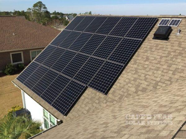Leland Solar Array