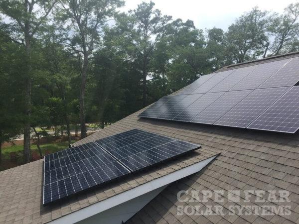 SunPower Solar Installation Wilmington, NC - Cape Fear Solar Systems