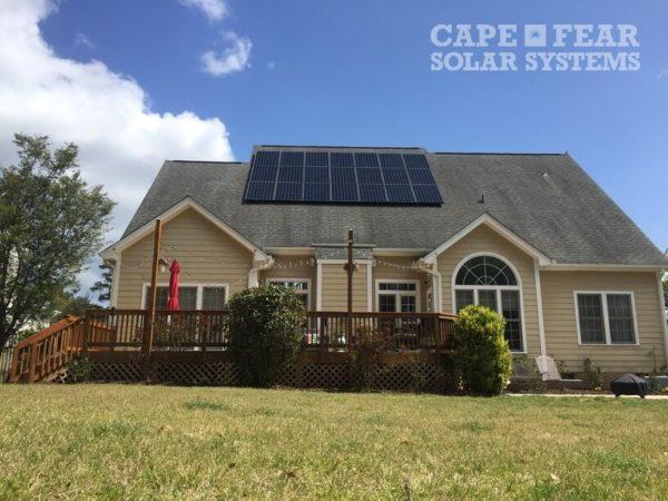 SunPower Solar Panel Installation | Cape Fear Solar Systems - Wilmington, NC