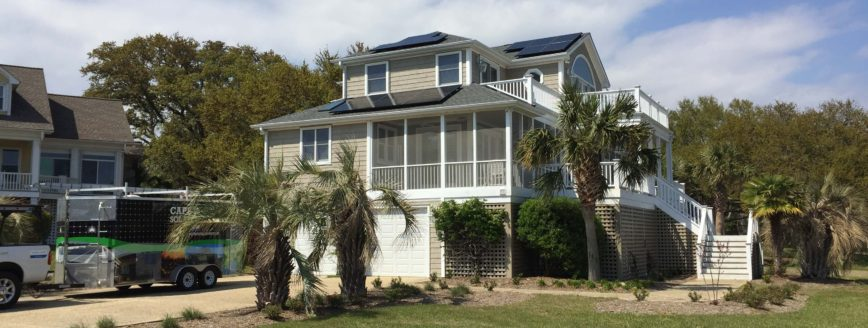 Solar House Wilmington NC