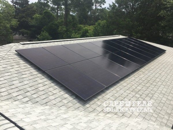 Solar in Wilmington NC