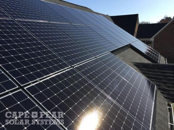 SunPower Solar Panels Installation | Cape Fear Solar Systems Wilmington, NC