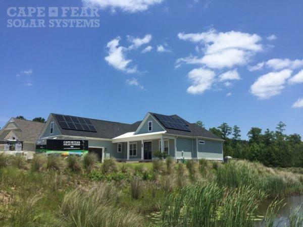SunPower Solar Panel Installation Leland, NC - Cape Fear Solar Systems