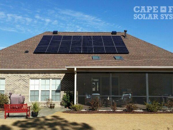 SunPower Solar Panel Installation | Wilmington, NC