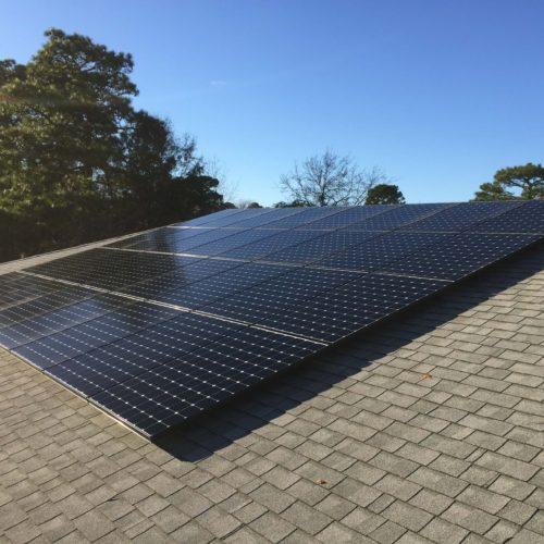 Phillips Orthodontics Solar Panels