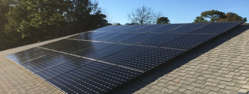 Phillips Orthodontics Solar Panels