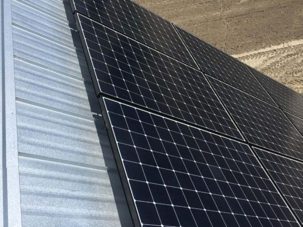 SunPower Panel Install - Clinton, NC - Cape Fear Solar Systems