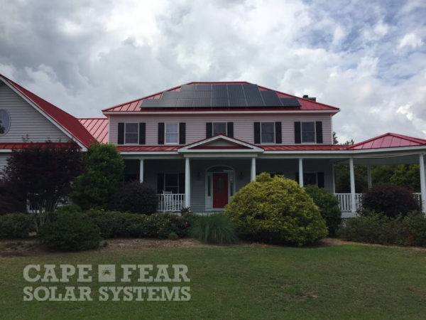 SunPower Solar Installation Hampstead, NC | Cape Fear Solar Systems