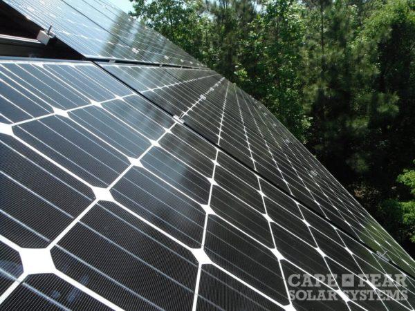 SunPower Solar Panel Installation Hampstead, NC - Cape Fear Solar Systems