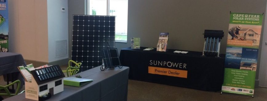Solar Home Show October 2017