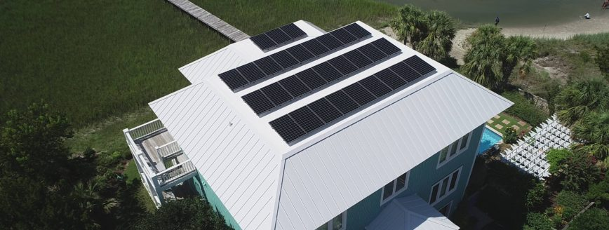 SunPower Solar Panel Installation Wrightsville Beach, North Carolina | Cape Fear Solar Systems in Wilmington, NC