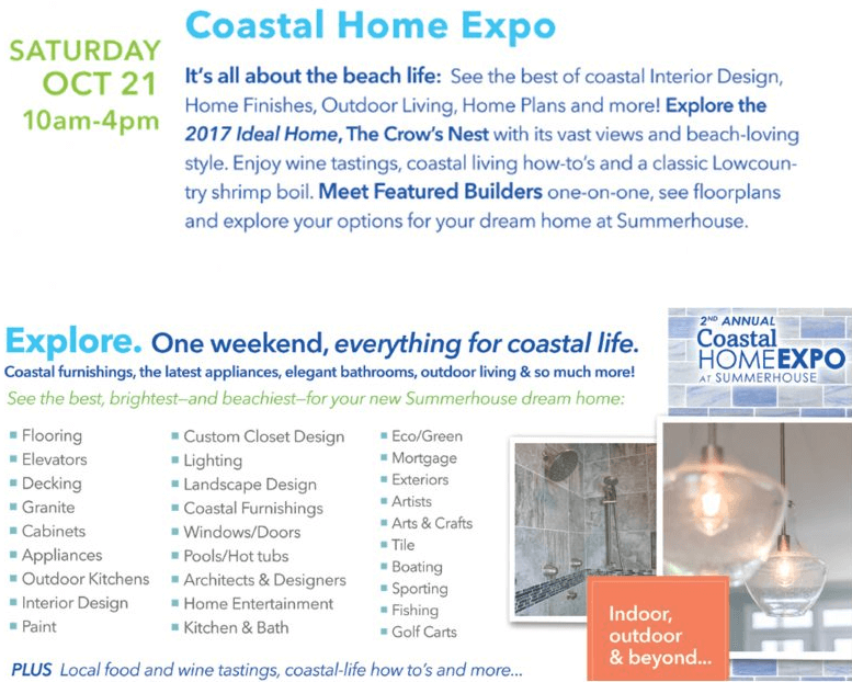 Coastal Home Show 2017 | Hampstead NC