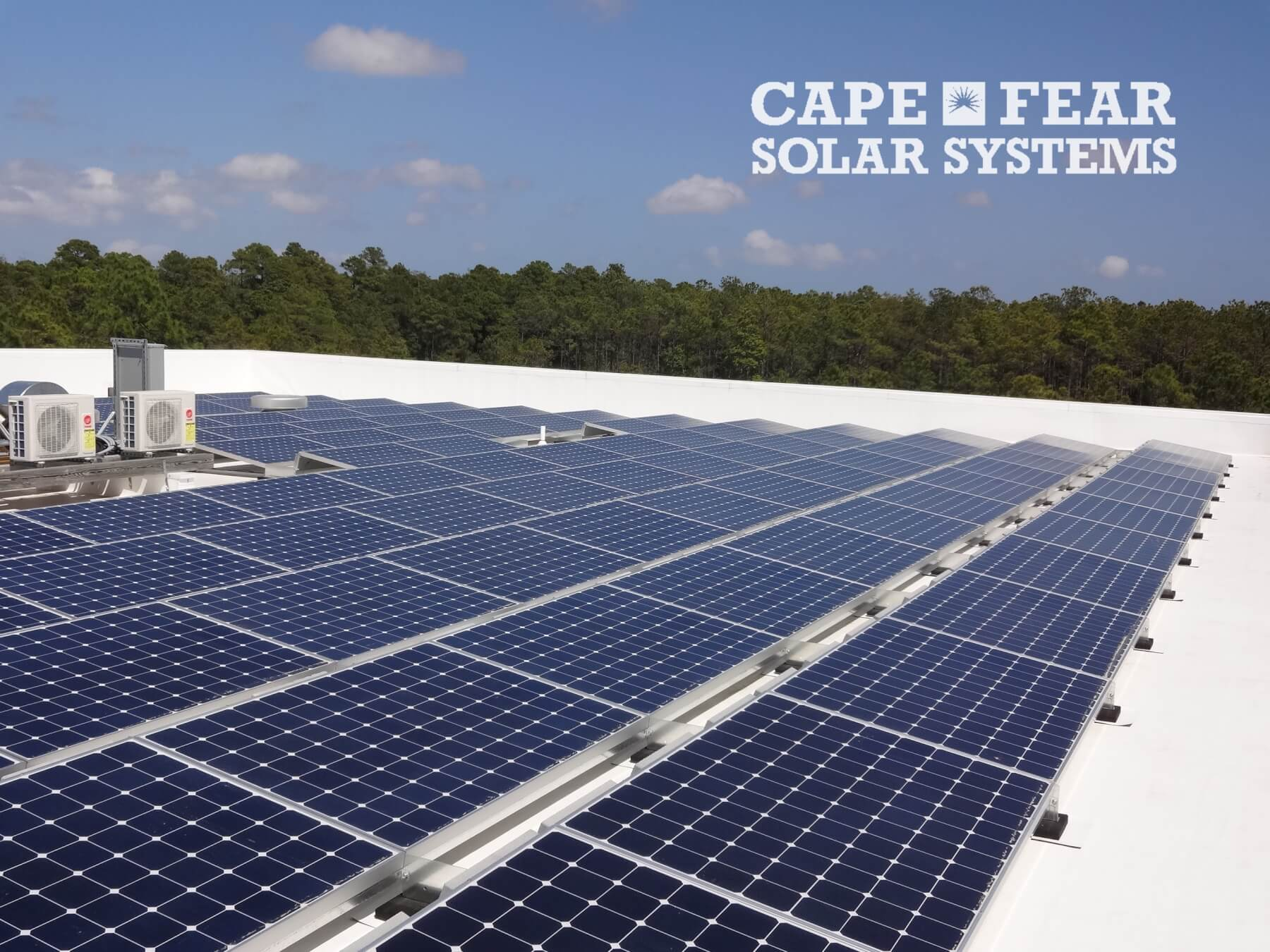 Cape Fear Solar Systems Inaugurates 64 3 kW Solar Array in
