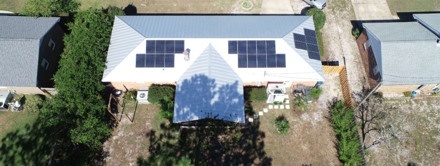 Residential Solar Installation | Cape Fear Solar Systems Wilmington, NC