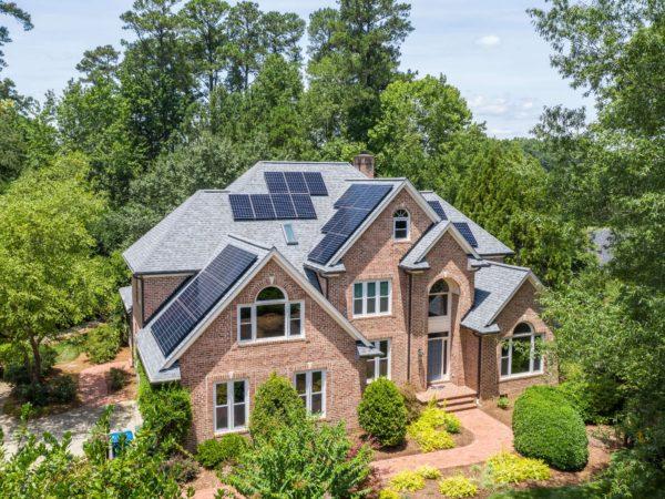Solar Installation in Durham NC Cape Fear Solar Systems
