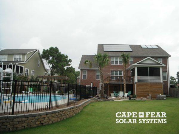 SunPower Solar Installation - Cape Fear Solar Systems Wilmington, NC