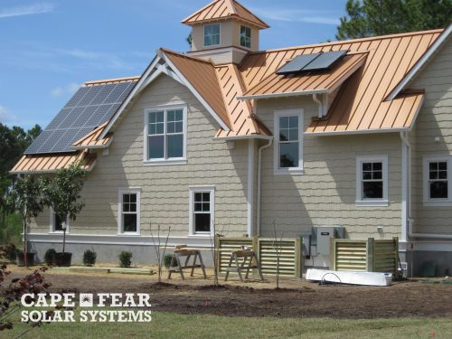 Cape Fear Solar Systems | Wilmington, NC | Parade of Homes