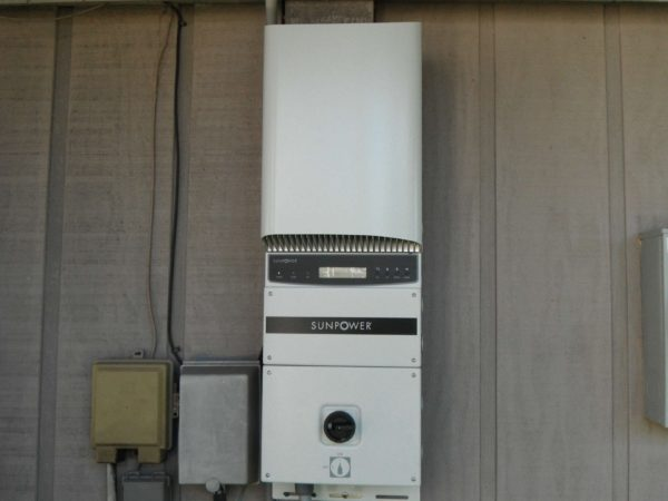 Battery Backup System Cape Fear Solar Systems Installation