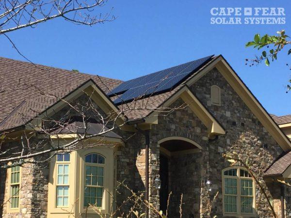 SunPower Solar Panel Installation in Wilmington, NC | Cape Fear Solar