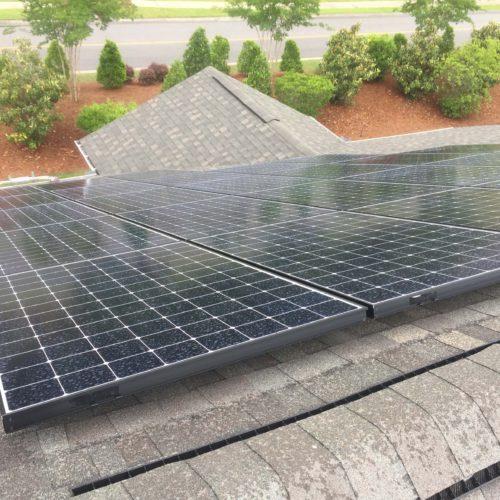 Sputhport Solar Array