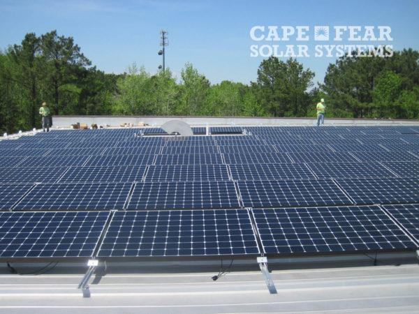 Cape Fear Solar Systems | Castle Hayne, NC | Solar Panels